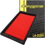 エアーフィルター 日産 ノート LA-2530V (エアエレメント・エアクリーナー) (G)