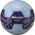 ミカサ フットサル3号 手縫い検定球 約370g (ネーム可) ブルー FLL30-BL <2020NP>