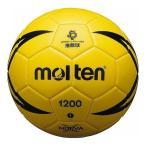 モルテン ハンドボール 1号 ヌエバX1200 1号球(屋内専用) イエロー H1X1200-Y <2021CON>