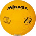 ミカサ お取り寄せ ハンドボール スポーツテスト用 練習球2号 ゴム HR2-Y