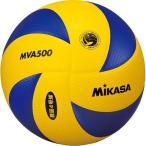検定球 小学生バレーボール 軽量4号 MVA500