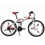 RICHBIT TOP860  次世代型スポーツタイプ 電動アシスト自転車 3色(ホウイト)