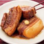 九州産 豚の角煮 4袋 豚バラ 角煮 冷凍食品