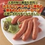 九州 ギフト 2020 ホテルニューオータニ博多の人気土産 博多めんたい入りソーセージ 32本入  福岡県  明太ソーセージ  冷凍