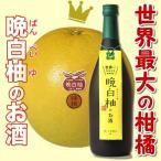 堤酒造 晩白柚のお酒 (8度/720ml)