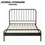 journal standard Furniture ジャーナルスタンダードファニチャー SENS BED SINGLE サンク ベッドフレーム シングルサイズ 107×200cm