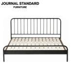 journal standard Furniture ジャーナルスタンダードファニチャー SENS BED DOUBLE サンク ベッドフレーム ダブルサイズ 147×200cm B00JN5A3LY
