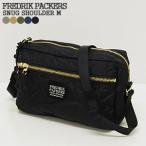 【先行予約受付中】フレドリックパッカーズ/FREDRIK PACKERS スナッグショルダーM 420Dパッククロスナイロン ショルダーバッグ 700061663
