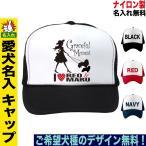 オーナーグッズ 犬グッズ キャップ 帽子 多頭飼い 犬名 名入れ スターバックス パロディ スタバドッグ オーナーグッズ