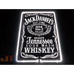 JACK DANIEL`S ジャックダニエル ジェネシー 特大 3D ネオン看板 ネオンサイン 広告 店舗用 NEON SIGN アメリカン雑貨 看板 ネオン管