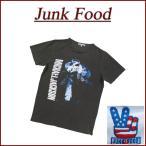 JUNK FOOD ジャンクフード USA産 MICHAEL JACKSON マイケル・ジャクソン 半袖 バンド Tシャツ