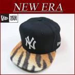 NEW ERA ニューエラ 9FIFTY ニューヨーク ヤンキース タイガー柄 ストラップバック ベースボールキャップ