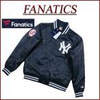 MAJESTIC マジェスティック 当店別注 ニューヨーク ヤンキース ナイロンサテン スタジャン メンズ