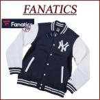 ショッピングスタジャン MAJESTIC マジェスティック ニューヨーク ヤンキース ロゴ刺繍 裏起毛 スウェット スタジャン MM22-NYK-0006
