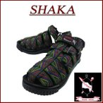 SHAKA South Africa シャカ 復刻 HIKER AFRICAN TRIBAL ハイカー エスニック 民族柄 サンダ
