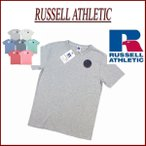 Russell Athletic 50/50 NUBLEND 半袖 無地 Tシャツ ラッセル アスレティック