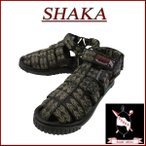 SHAKA シャカ South Africa 復刻 HIKER KHAKI ARROW HEAD ハイカー エスニック 民族柄 サン