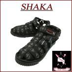 SHAKA シャカ South Africa 復刻 HIKER BLACK TRIANGLE ハイカー エスニック 民族柄 サンダ