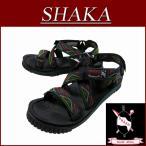 SHAKA South Africa 復刻 シャカ FREEFALL AFRICAN TRIBAL フリーフォール 民族柄 サンダ