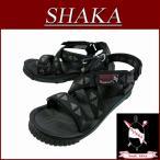 SHAKA South Africa 復刻 シャカ FREEFALL BLACK TRIANGLE フリーフォール 民族柄 サンダ