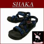 SHAKA South Africa 復刻 シャカ FREEFALL NATIVE BLUE フリーフォール 民族柄 サンダル 43