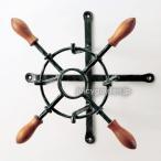 ホース 収納ホースハンガー/操舵輪