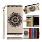 iphone6/6S/7/Plus  スマホ ケース 高品質 TPU シリコン 曼荼羅 マンダラ 柄 デザイン カバー 選べる 5色