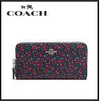 ショッピングCOACH コーチ COACH レディース 長財布 アラウンドジップ ウォレットフローラル F59066 ギフト コーチアウトレット あすつく対応可 送料無料
