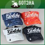 即納! GOTCHA GOLF(ガッチャゴルフ) カモ柄 サンバイザー(62GG8704)