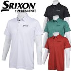 SRIXON スリクソンbyデサント 半袖シャツ+長袖アンダーシャツ (RGMLJA01W)
