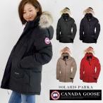 カナダグース CANADA GOOSE 高級ダウン ジャケット レディース ミリタリー SOLARIS PARKA