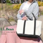 エルエルビーン L.L.Bean LLBean LLビーン キャンバストートバッグ ミディアム