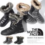 THE NORTH FACE スノーブーツ レディース ノースフェイス ウィンターブーツ Women's ThermoBall ファー 軽量 防寒 防水 保温