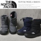 THE NORTH FACE スノーブーツ レディース ヌプシ ノースフェイス 撥水 NUPTSE ウール 軽量 防寒 保温