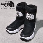 ノースフェイス ショートブーツ レインブーツ 軽量 防水 スエード ブラック 黒 THE NORTH FACE OZONE PARK WINTER PULL-ON BOOT NF0A3K39