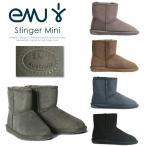 ショッピングムートンブーツ ムートンブーツ レディース EMU エミュー Stinger Mini シープスキン スティンガー ミニ