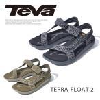 ショッピングteva サンダル テバ TEVA サンダル TERRA-FLOAT2 KNIT UNIVERSAL 1091593 スポーツサンダル コンフォートサンダル ブラック グレー オリーブ カーキ 黒
