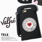 ヴァルフェー スマホケース iphone6 ケース iPhone6/6s iPhone6+ TELE シリコン