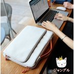 パソコンケース パソコンバッグ ノートパソコンケース おしゃれ PCケース PCバッグ 手提げ 子供 13インチ 女性 防水 軽量 Macbook 小学校 韓国風 可愛い