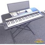 YAMAHA ヤマハ 電子ピアノ キーボード PSR-740 スタンド付き 動作OK[ne]