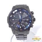ショッピング中古 【中古】カシオ オシアナス OCW-P1000B-1A チタン 腕時計 電波 ソーラー[ic]