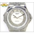 SEIKO CREDOR セイコー クレドール パシフィーク キネティック メンズ腕時計 SS×WG