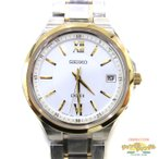 SEIKO セイコー ドルチェ ソーラー電波時計 SADZ136 メンズ腕時計[hs]
