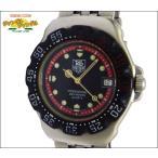 TAG HEUER タグホイヤー ボーイズ腕時計 フォーミュラー1 SS クオーツ ブラック文字盤