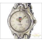 タグホイヤー TAG HEUER メンズ腕時計/ボーイズ腕時計 プロフェッショナル セルシリーズ SS クオーツ ホワイト文字盤