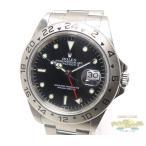 ロレックス エクスプローラー2 Ref 16570 A番 SS ブラック文字盤 メンズ腕時計 オートマ