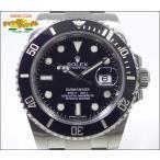 ROLEX メンズ腕時計 サブマリーナデイト Ref116610LN ルーレット刻印 ランダムシリアル