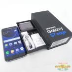 美品 SAMSUNG サムスン Galaxy S7 ブラック 海外版SIMフリー[ne]