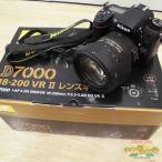 Nikon ニコン D7000 18-200VRII デジタル一眼レフカメラ レンズキット[ic]