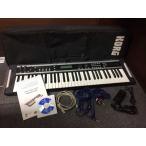 KORG コルグ X-50 シンセサイザー キーボード 電子ピアノ ブラック[ka][GJ]